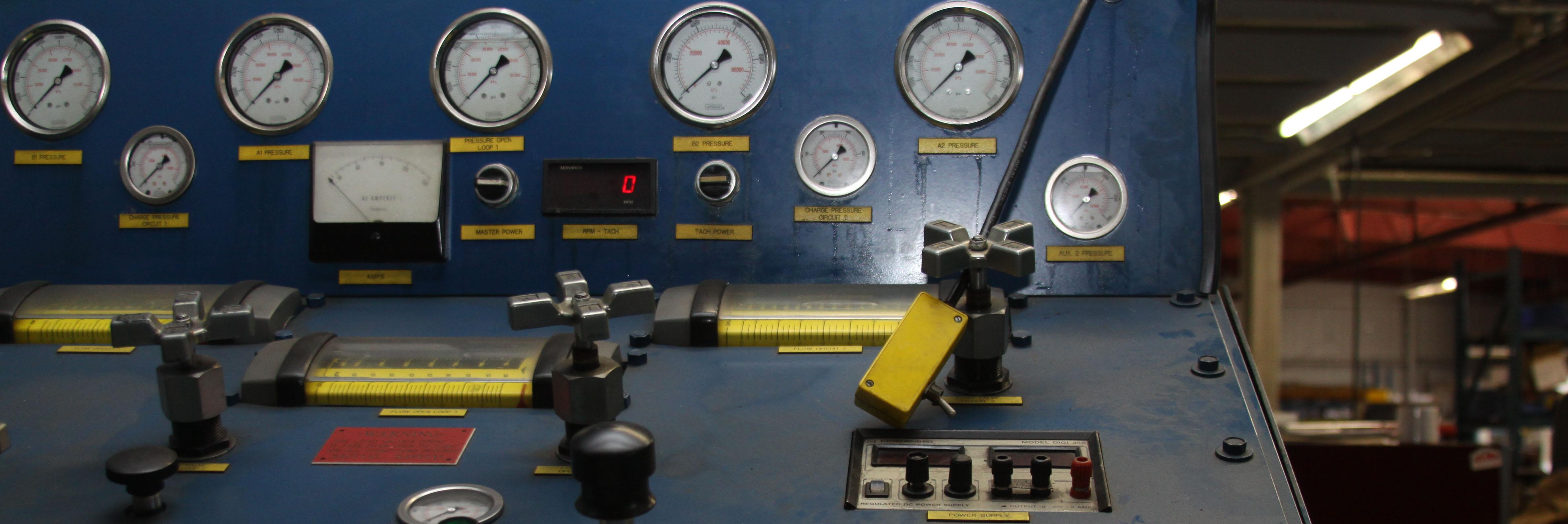 heavy duty hydraulics machinery
